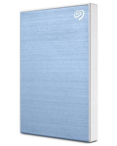 Externý pevný disk Seagate One Touch 1TB modrý
