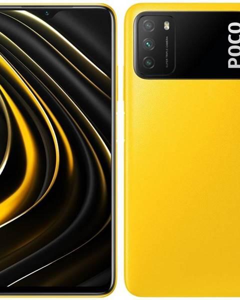 Poco Mobilný telefón Poco M3 64 GB žltý