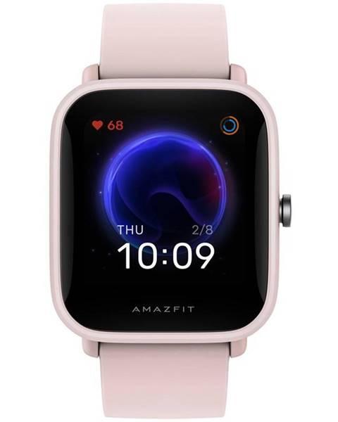 Amazfit Inteligentné hodinky Amazfit Bip U Pro ružový