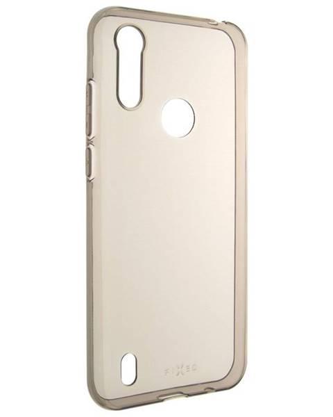 FIXED Kryt na mobil Fixed Slim na Motorola Moto E6s 2020 - kouřový