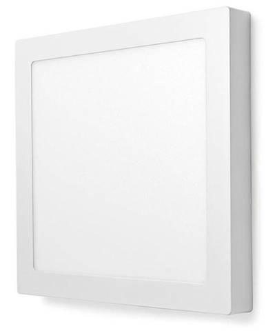 LED stropné svietidlo Nedis Wifilac30wt, Wi-Fi, 30 x 30cm, 18W,