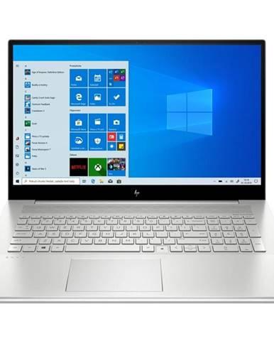 Notebook HP Envy 17-cg1003nc strieborný