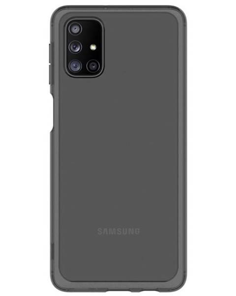 Samsung Kryt na mobil Samsung Galaxy M31s čierny