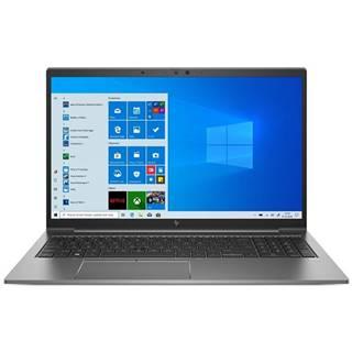 Notebook HP Zbook Firefly 15 G7 sivý