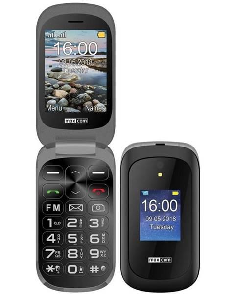 MaxCom Mobilný telefón MaxCom MM825 sivý
