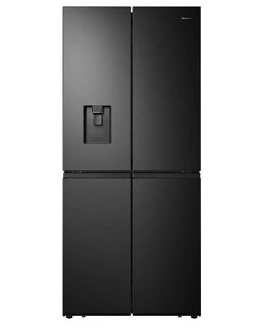 Americká chladnička Hisense Rq563n4swf1 čierna