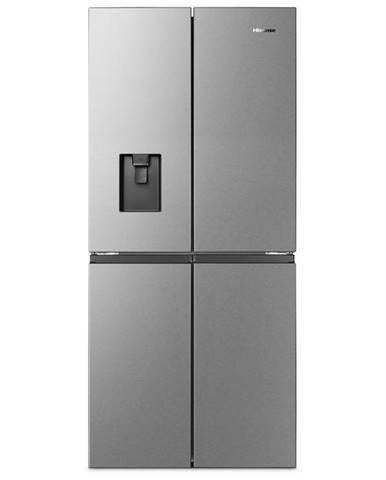 Americká chladnička Hisense Rq563n4swi1 strieborn