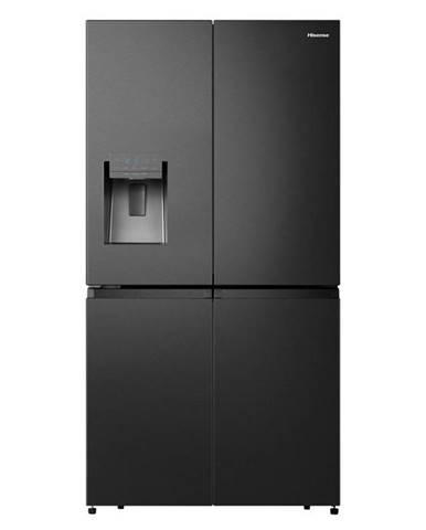 Americká chladnička Hisense Rq760n4aff čierna