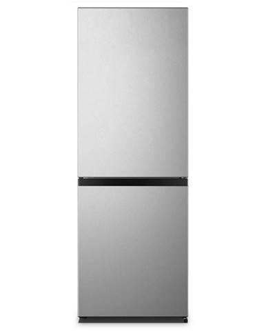 Kombinácia chladničky s mrazničkou Hisense Rb291d4cdf strieborn