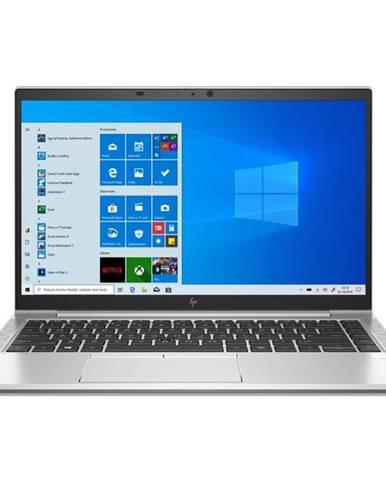 Notebook HP EliteBook 845 G7 strieborný