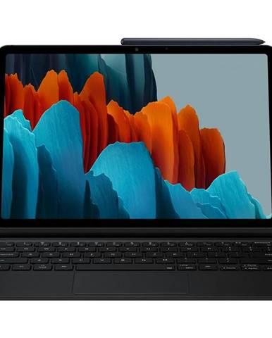 Púzdro s klávesnicou na tablet Samsung Galaxy Tab S7 čierne