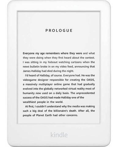 Čítačka kníh Amazon Kindle Touch 2020 bez reklamy biela