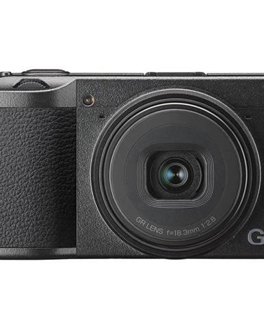 Digitálny fotoaparát Ricoh GR III čierny