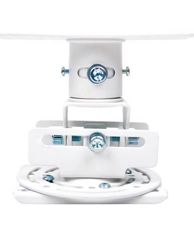 Držiak Optoma univerzální stropní, 70mm, 15kg - bílý