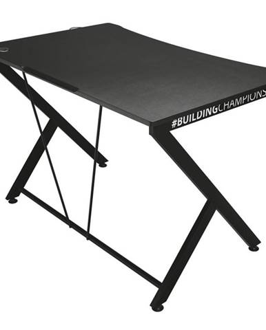 Herný stôl Trust GXT 711 Dominus čierny