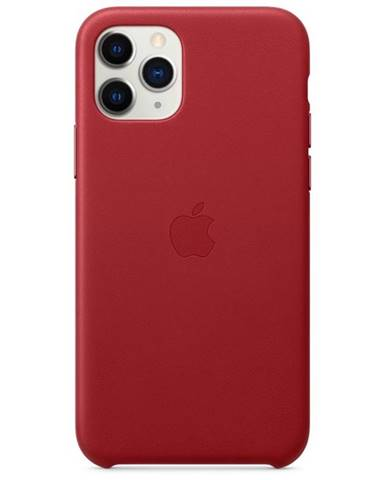 Kryt na mobil Apple Leather Case pre iPhone 11 Pro -