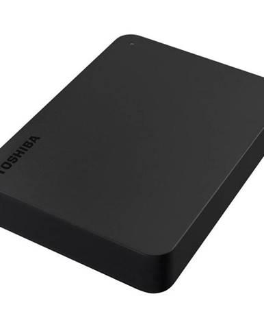 Externý pevný disk Toshiba Canvio Basic 4TB čierny
