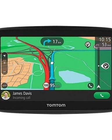 "Navigačný systém GPS Tomtom GO Essential 6"" EU45 Lifetime čierna"