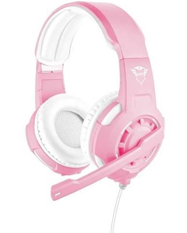 Headset  Trust GXT Gaming 310P Radius ružový
