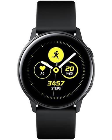 Inteligentné hodinky Samsung Galaxy Watch Active čierna