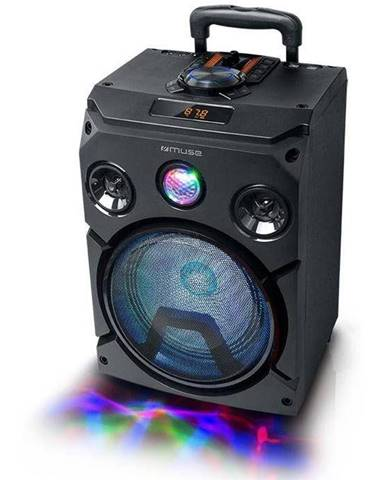 Párty reproduktor MM-1915 DJ čierny
