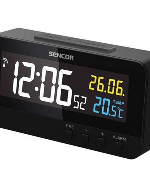 Sencor Budík Sencor SDC 4800 B čierny