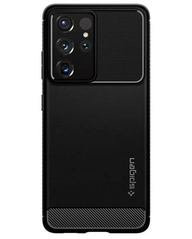 Kryt na mobil Spigen Rugged Armor na Samsung Galaxy S21 Ultra 5G
