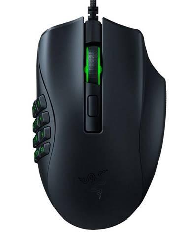Myš  Razer Naga X čierna