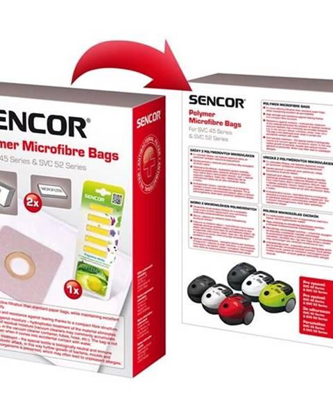 Sencor Sáčky pre vysávače Sencor SVC 45/52 + vůně Lemon
