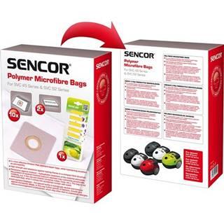 Sáčky pre vysávače Sencor SVC 45/52 + vůně Lemon