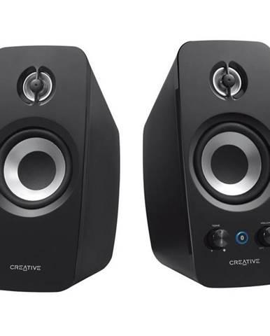 Reproduktory Creative Labs T15 2.0 Bluetooth čierne