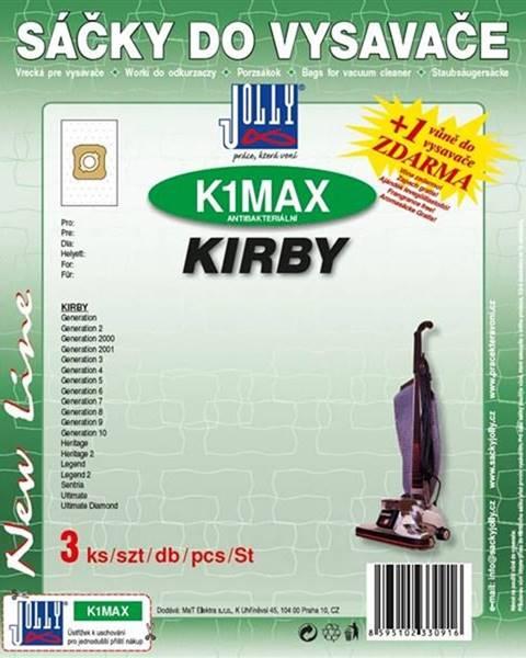 Jolly Sáčky pre vysávače Jolly MAX K 1 Kirby