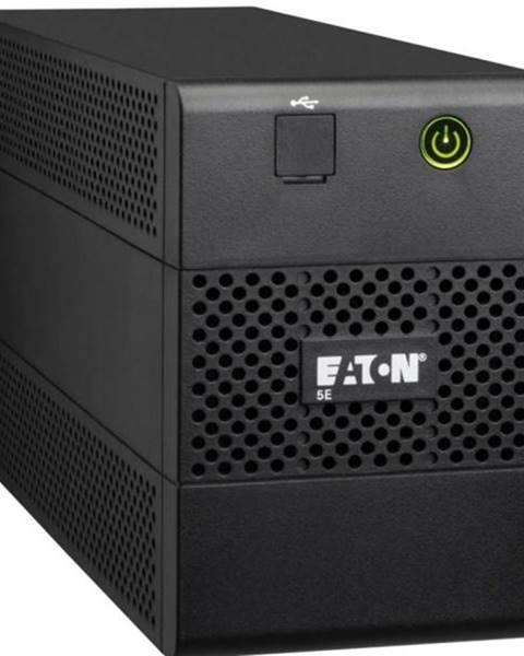 Eaton Záložný zdroj Eaton 5E 850i USB čierna
