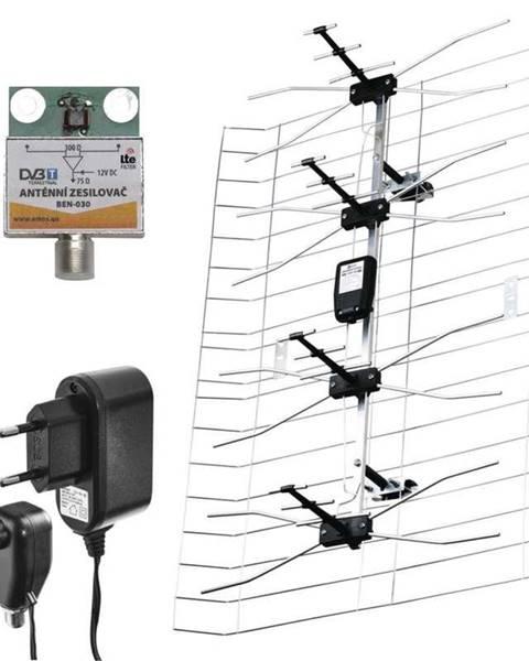 EMOS Vonkajšia anténa Emos EM-030, 0–100 km DVB-T2
