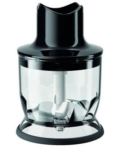 Príslušenstvo k mixérom  Braun Mq20bl čierne