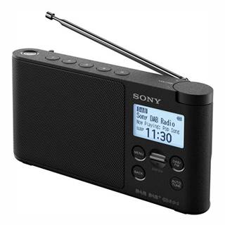 Rádioprijímač s DAB+ Sony XDR-S41DB čierny