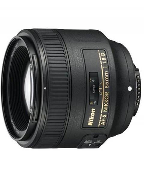 Nikon Objektív Nikon 85 mm f/1.8G AF-S Nikkor