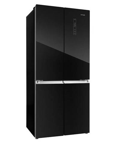 Americká chladnička Concept LA8783bc čierna