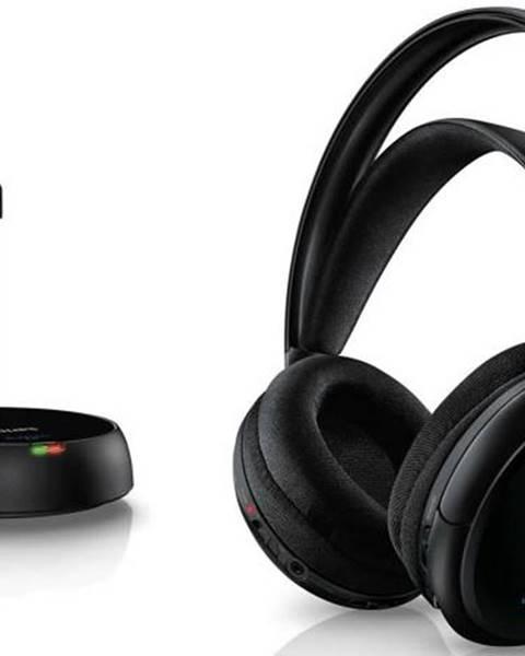 Philips Slúchadlá Philips SHC5200 čierna
