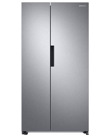 Americká chladnička Samsung Rs66a8100sl/EF strieborn