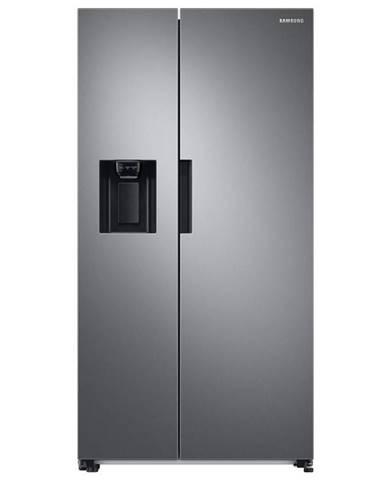 Americká chladnička Samsung Rs67a8810s9/EF strieborn