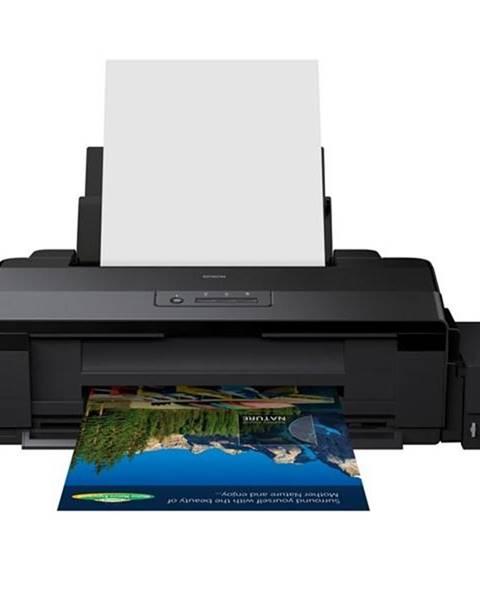 Epson Tlačiareň atramentová Epson L1300 čierna A3, 30str./min, 17str./min