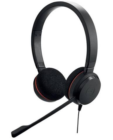 Headset  Jabra Evolve 20 čierny