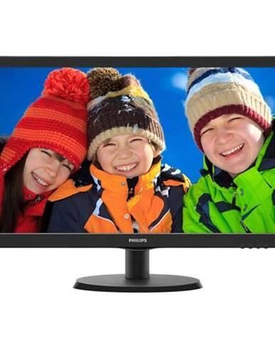 Monitor Philips 223V5lsb čierny