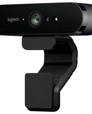 Webkamera Logitech Brio 4K čierna