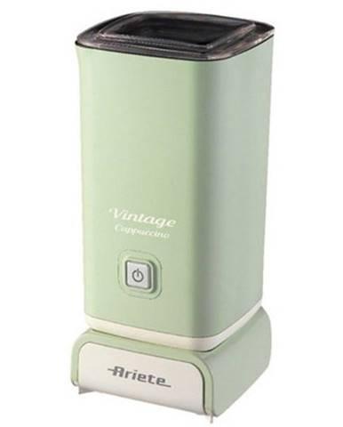 Automatický speňovač mlieka Ariete Vintage ART 2878/04 zelen