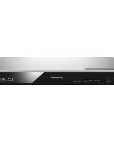 Blu-ray prehrávač Panasonic DMP-Bdt181eg strieborn