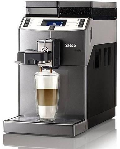 Espresso Saeco Lirika OTC strieborn
