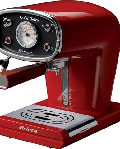 Espresso Ariete ART 1388/30 červen