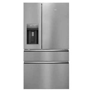 Americká chladnička AEG Rmb954f9vx nerez